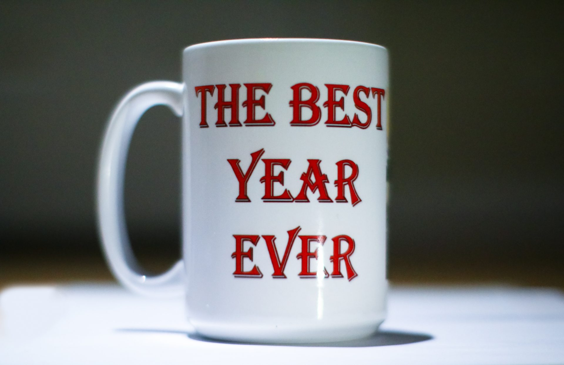 A Mug Predicted My Future