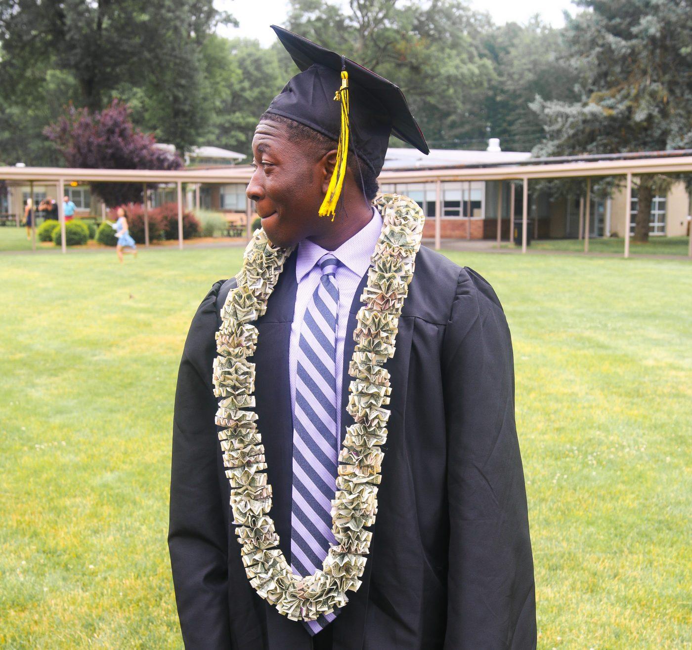 Professional Graduation Attendee!