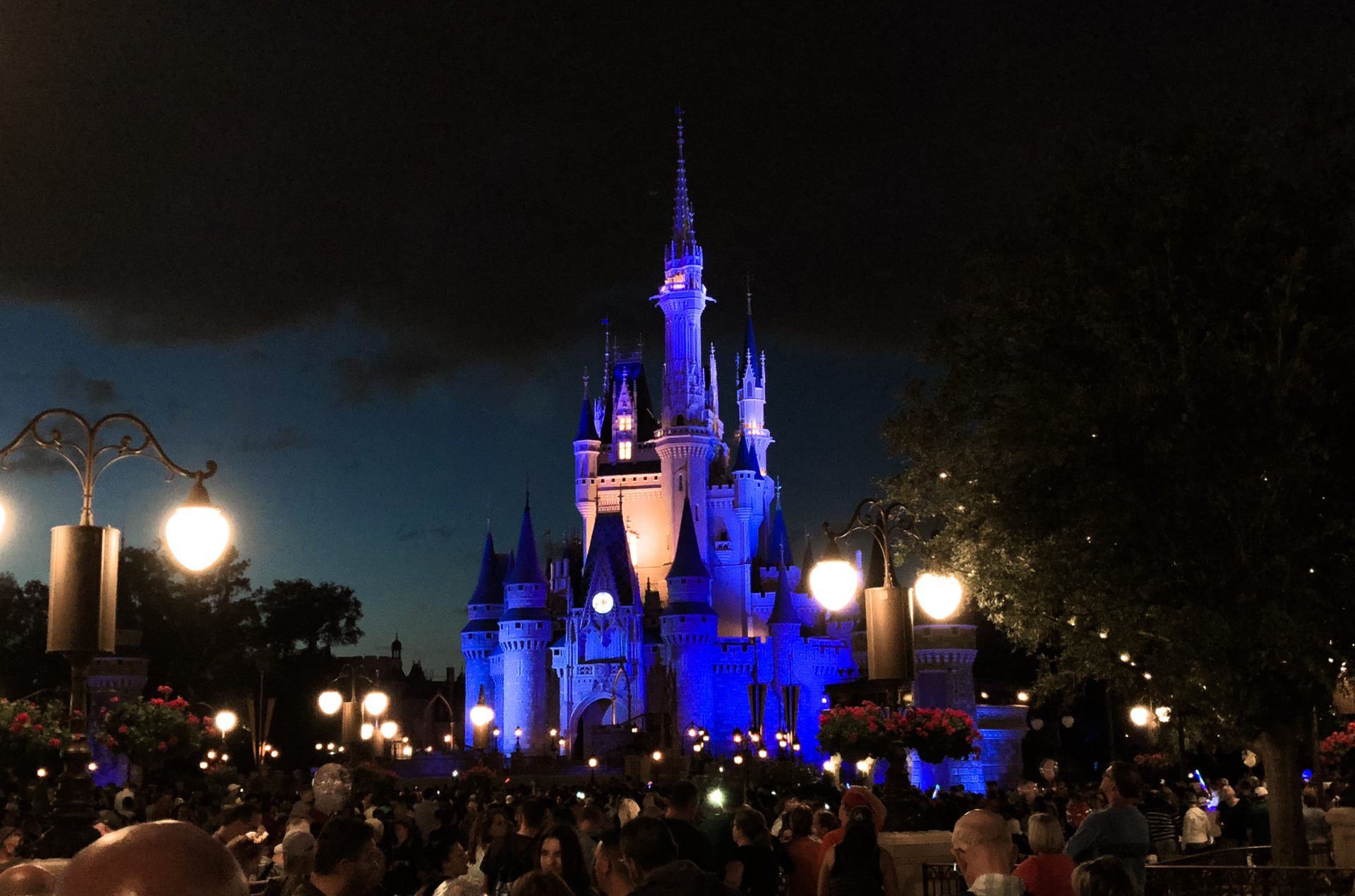A Solo Retreat to the Happiest Place