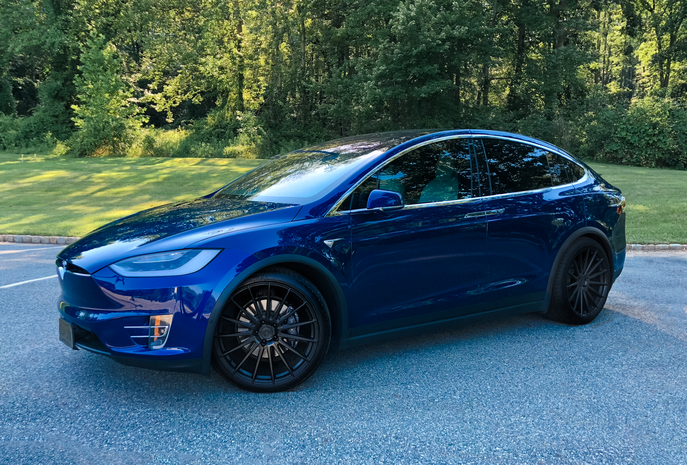 My Tesla Model X Named Judith